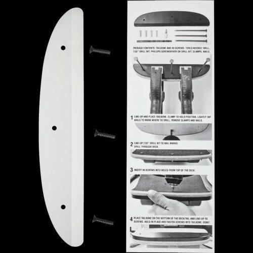 Powell Peralta White 8.0 Tail Bone INFO