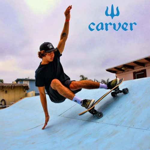 Carver Yago Turn at Surf Rodeo Stack