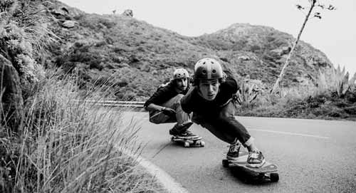 A SKATER'S GUIDE TO TENERIFE