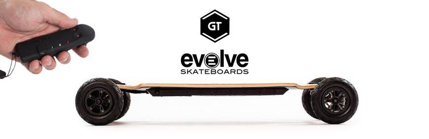 Evolve Skateboards Electric Canada