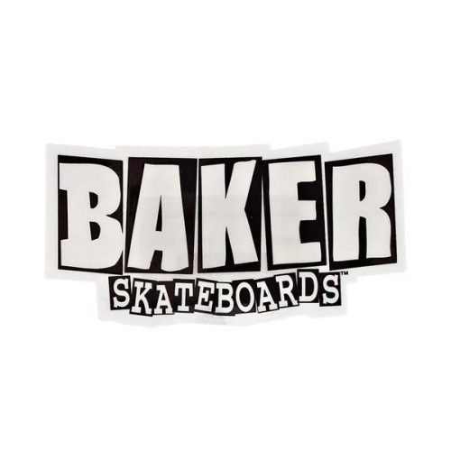 Buy Baker Brand Logo Sticker Canada Online Vancouver Pickup