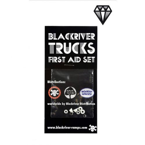 buy Blackriver Trucks First Aid Bushings classic white vancovuer online shopping canada