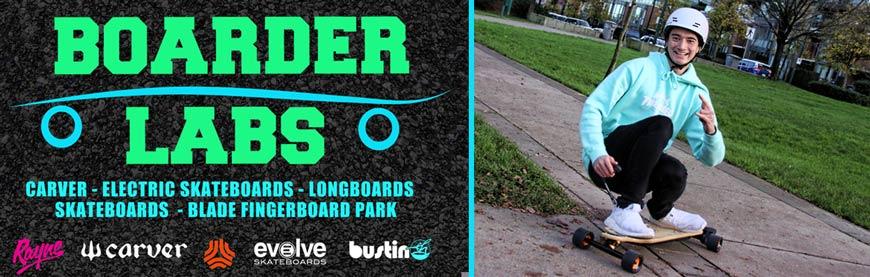 Boarder Labs Electric Longboard Sticker Header Brandon