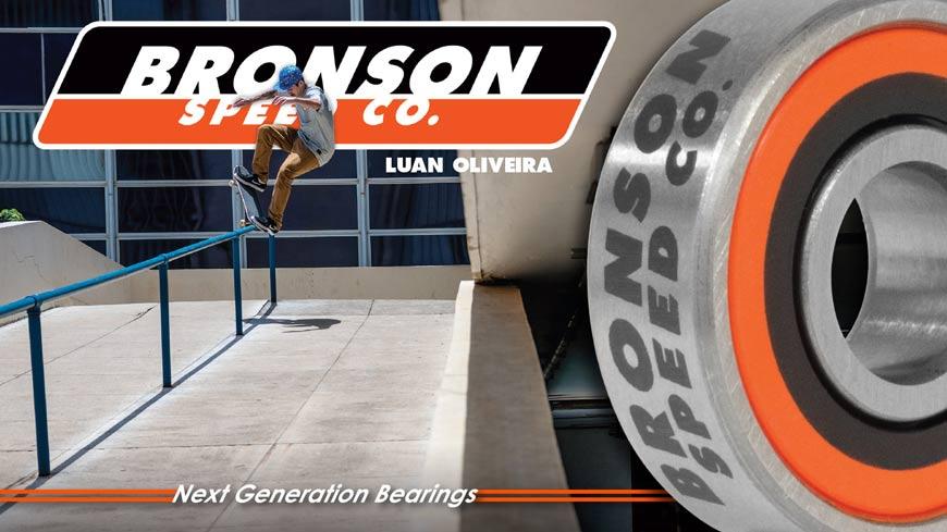 Bronson Bearings Online Skateboard Longboard Shop Canada Vancouver