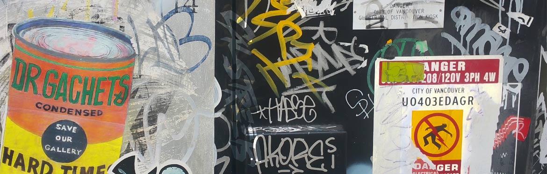 CalStreets Back Alley EastVan Alley Art Skateshop