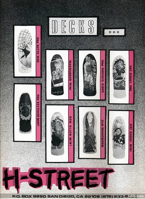 H-Street Skates Reunion Concrete Wave Magazine