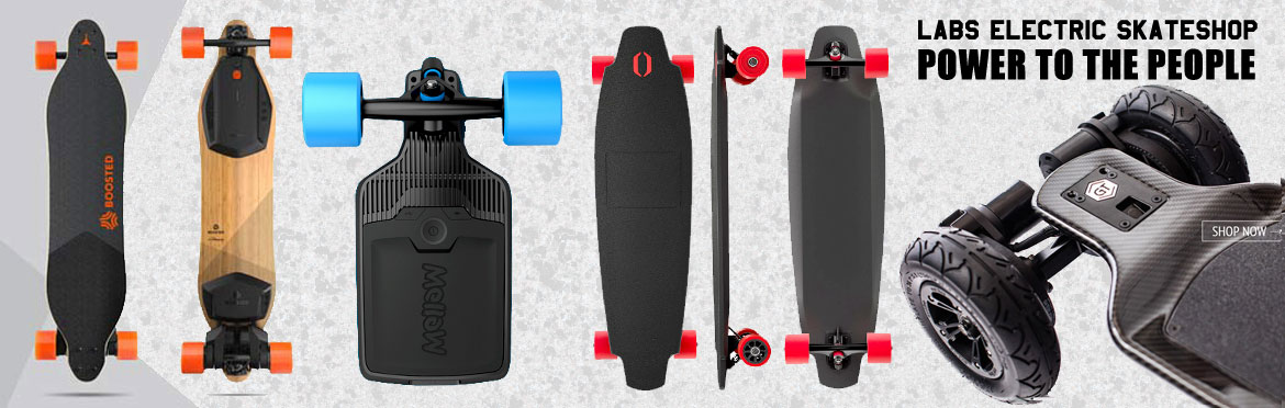 Inboard Electric Skateboards Archives - BOARDER LABS and C
