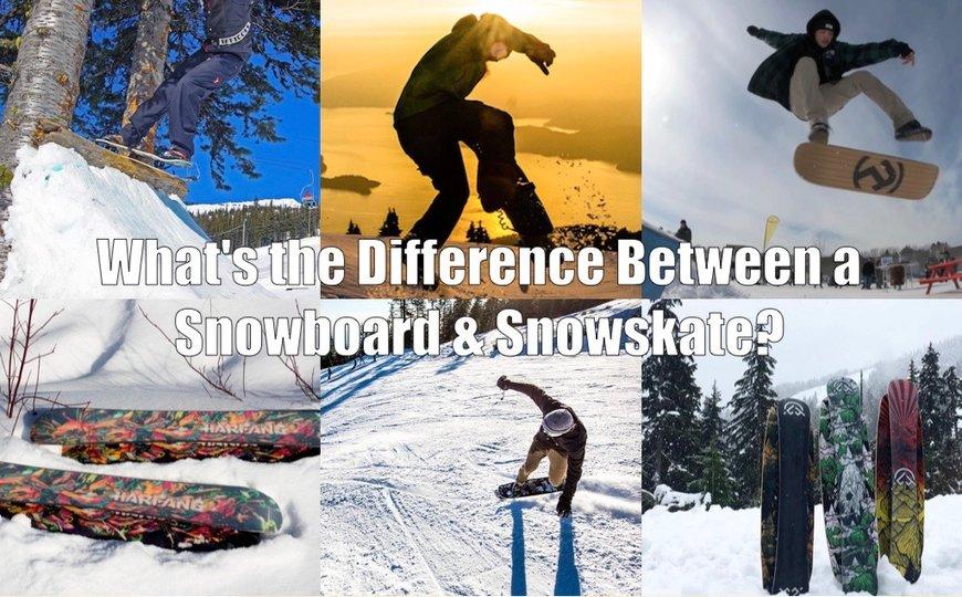 What is a Snowskate