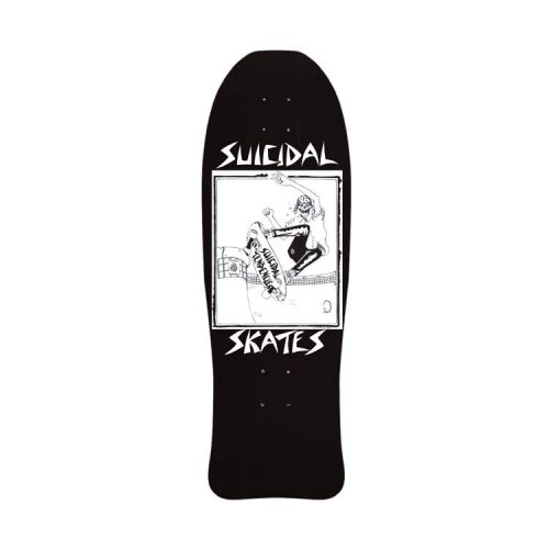 "Buy Suicidal Skates Pool Skater Deck 10"" x 30.25"" Reissue Canada Online Vancouver Pickup"