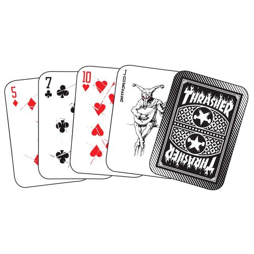 buy Thrasher Playing Cards Vancouver Local Pick Up Canada Online Shopping