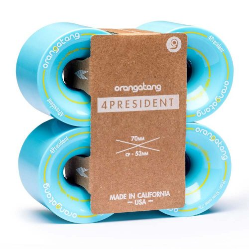 Buy Orangatang 4President 70mm 77a Blue Canada Online Sales Vancouver Pickup