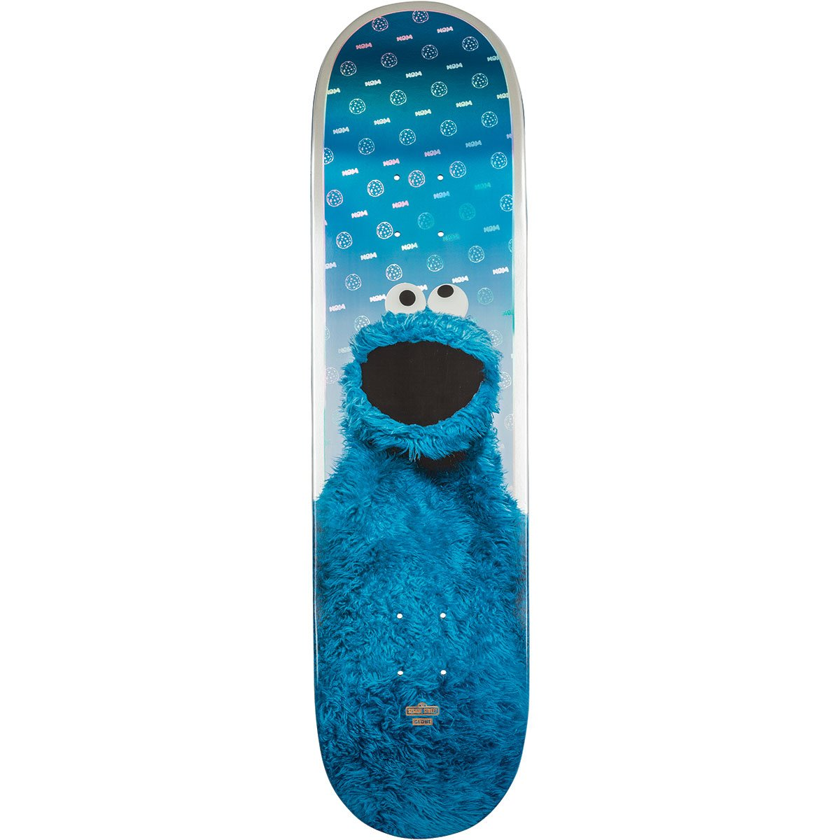 Buy Globe G2 Sesame Street Cookie Monster Deck Canada Online Sales Vancouver Pickup