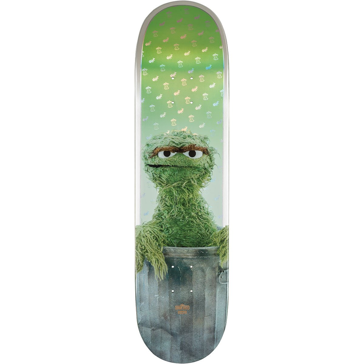 Buy Globe G2 Sesame Street Oscar The Grouch Deck Canada Online Sales Vancouver Pickup