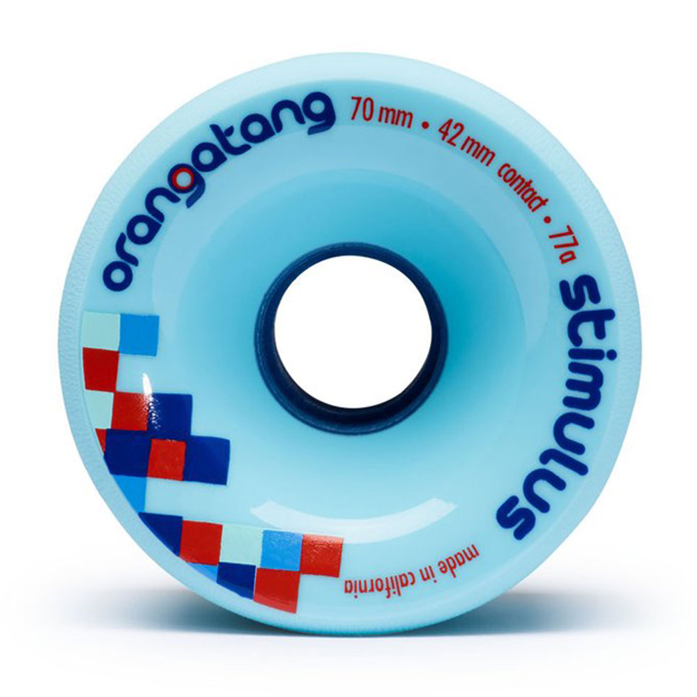 Buy Orangatang Stimulus 70mm 77a Blue Canada Online Sales Vancouver Pickup