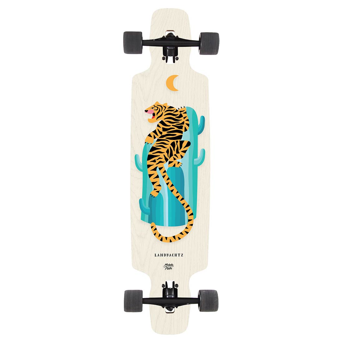 Buy Landyachtz Drop Carve Desert Tiger Complete Canada Online Sales Vancouver Pickup