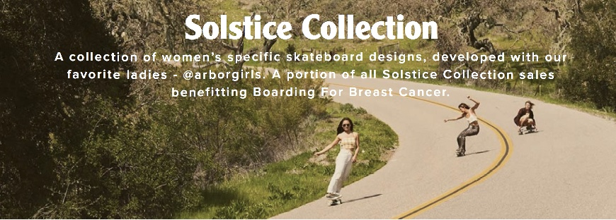 Buy Arbor Solstice Collection Skateboards Canada Online Sales Vancouver Pickup