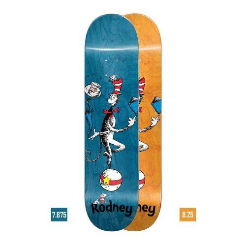 Almost Cat Car R7 8.25 Inch Skateboard Deck