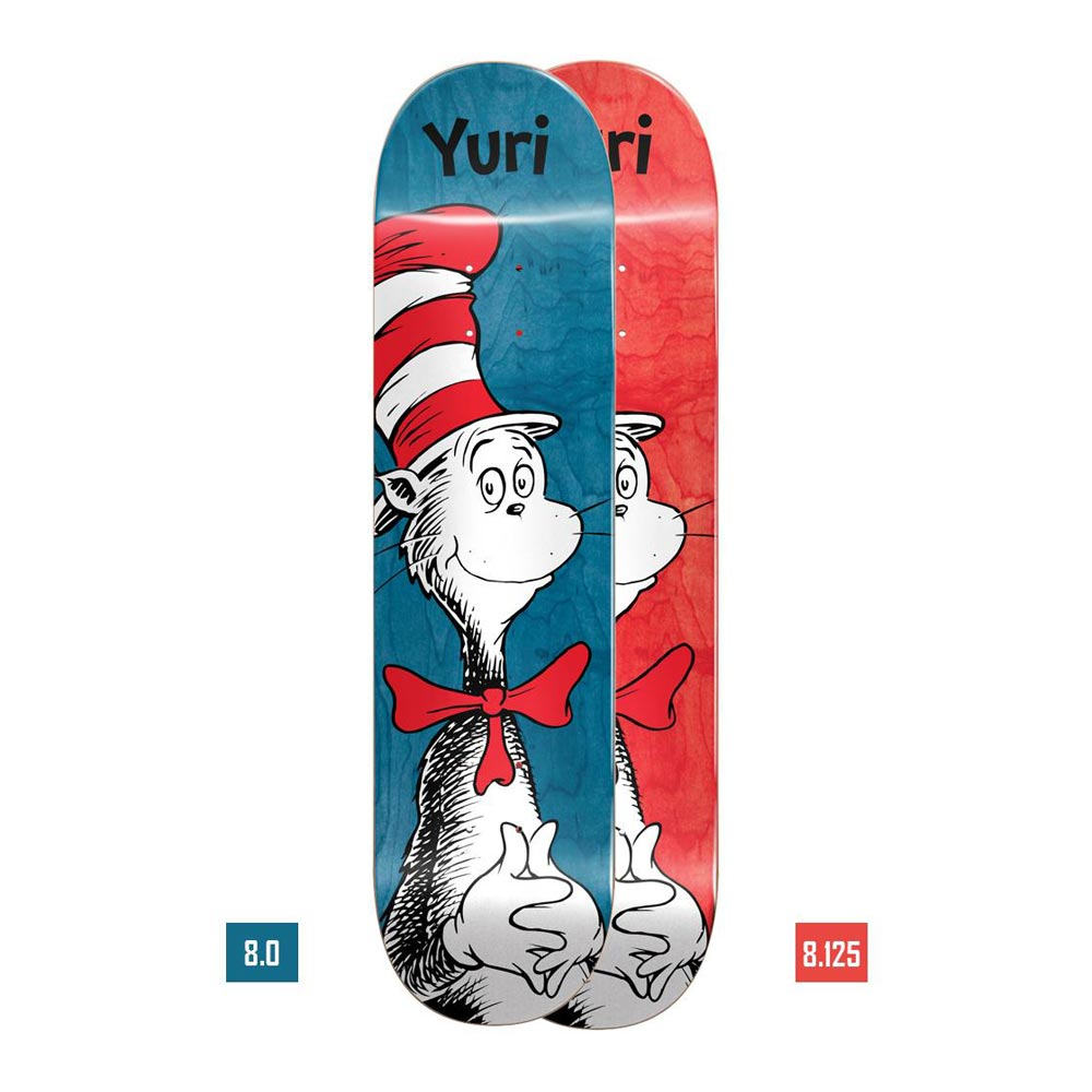Buy Almost Yuri Cat In The Hat R7 Deck Canada Online Sales Vancouver Pickup