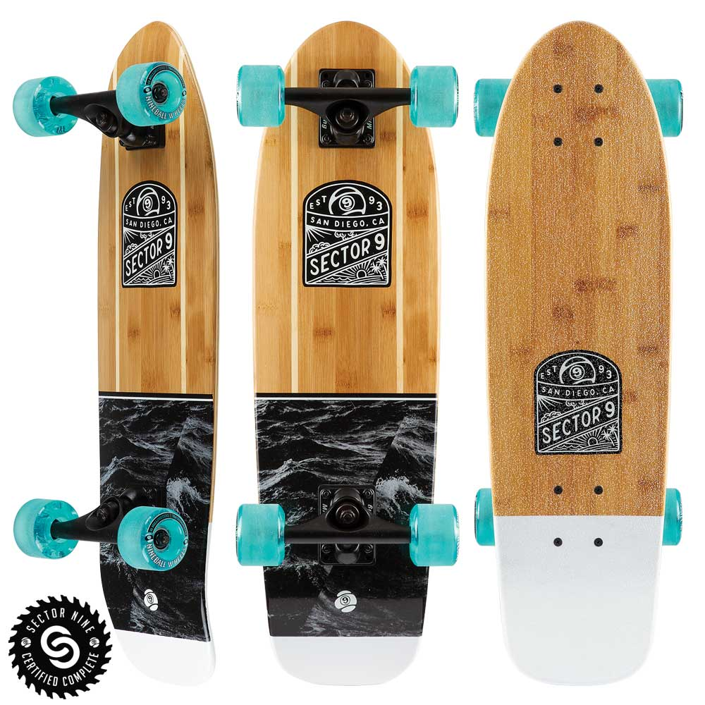 Buy Sector 9 Billow Bamboo Complete Canada Online Sales Vancouver Pickup
