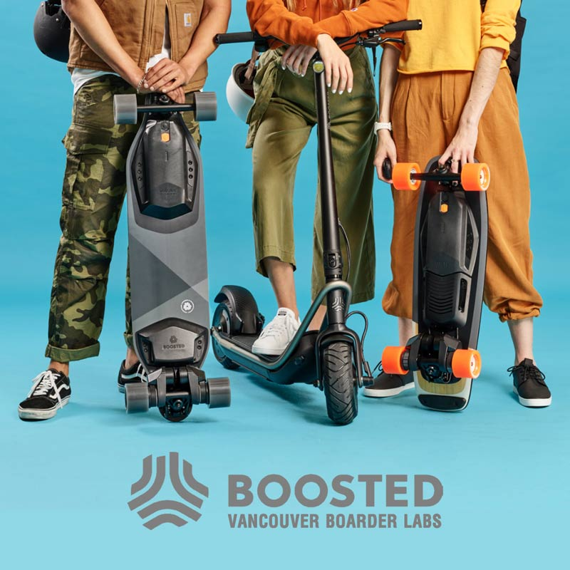 Buy Boosted Canada Online Sales Pickup Vancouver