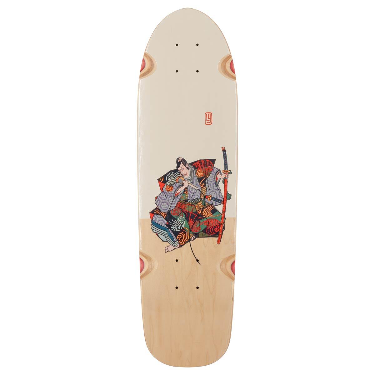 Landyachtz_Dinghy-Karaoke-Samurai_Cruisers_Longboard_Skateboard_Deck-Face