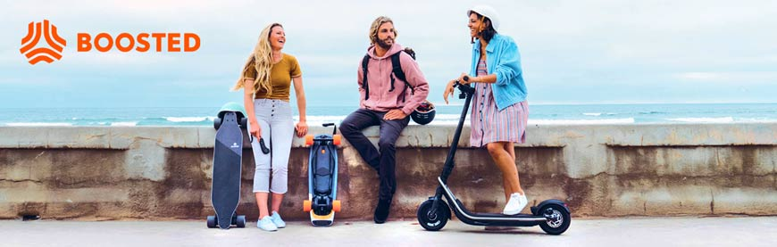 Boosted REV Scooter Canada Online Sales Pickup Vancouver