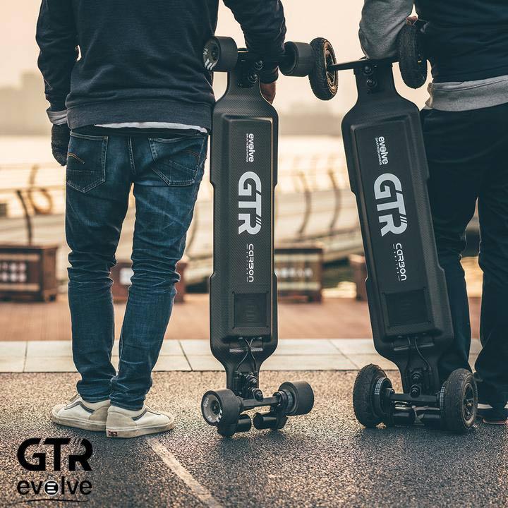 Buy Evolve GTR Canada Online Sales Pickup Vancouver