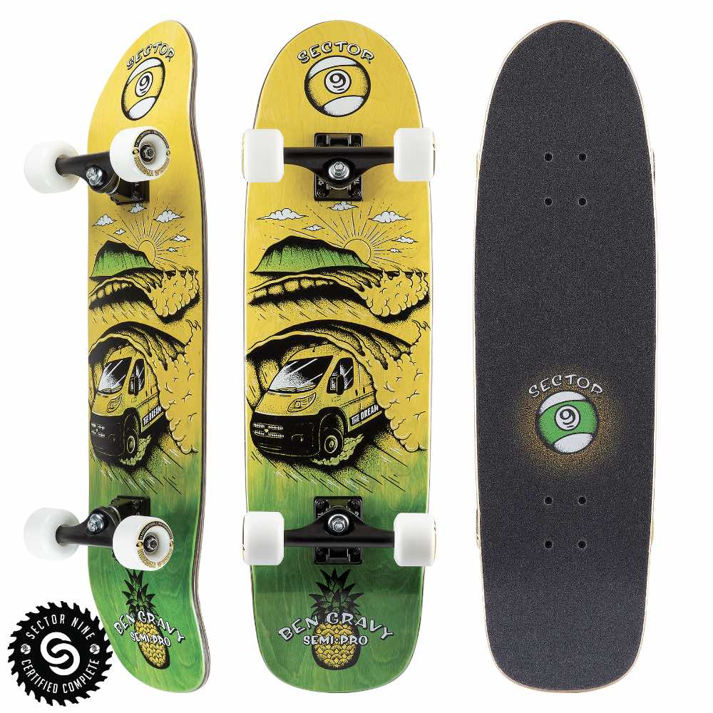 Buy Sector 9 Dream Gravy Semi Pro Complete Canada Online Sales Vancouver Pickup