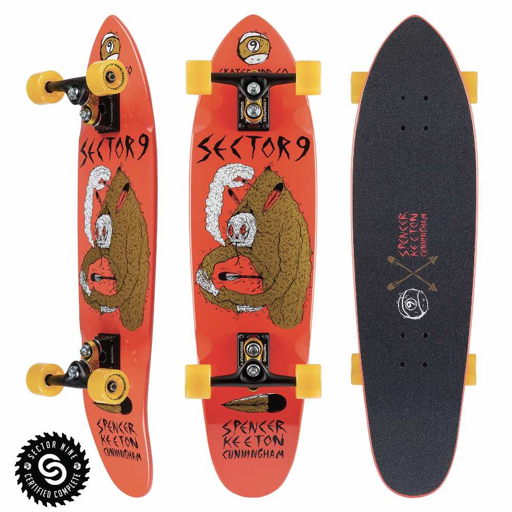 Buy Sector 9 SKC Downfall Complete Canada Online Sales Vancouver Pickup