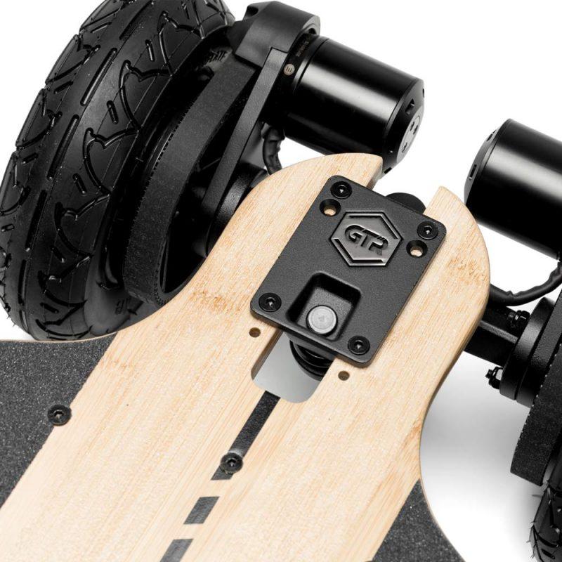 Buy Evolve Bamboo GTR All Terrain Electric Skateboard Canada Online Sales Vancouver Pickup