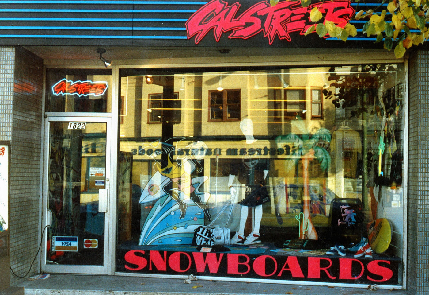 CalStreets Skateshop North  Vancouver Kitsilano Online Sales Vancouver