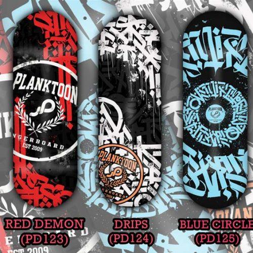 Buy Planktoon Calligraphy Series Fingerboards Canada Online Sales Vancouver Pickup
