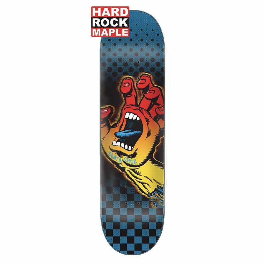 Buy Santa Cruz Dot Aura Hand Hard Rock Maple Deck Canada Online Sales Vancouver Pickup