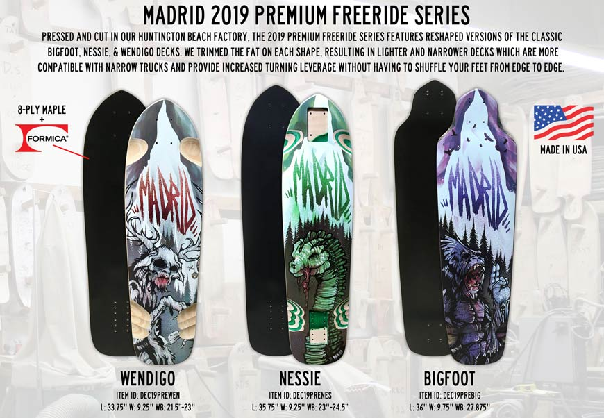 Buy Madrid Skateboards Canada Online Sales Vancouver Pickup