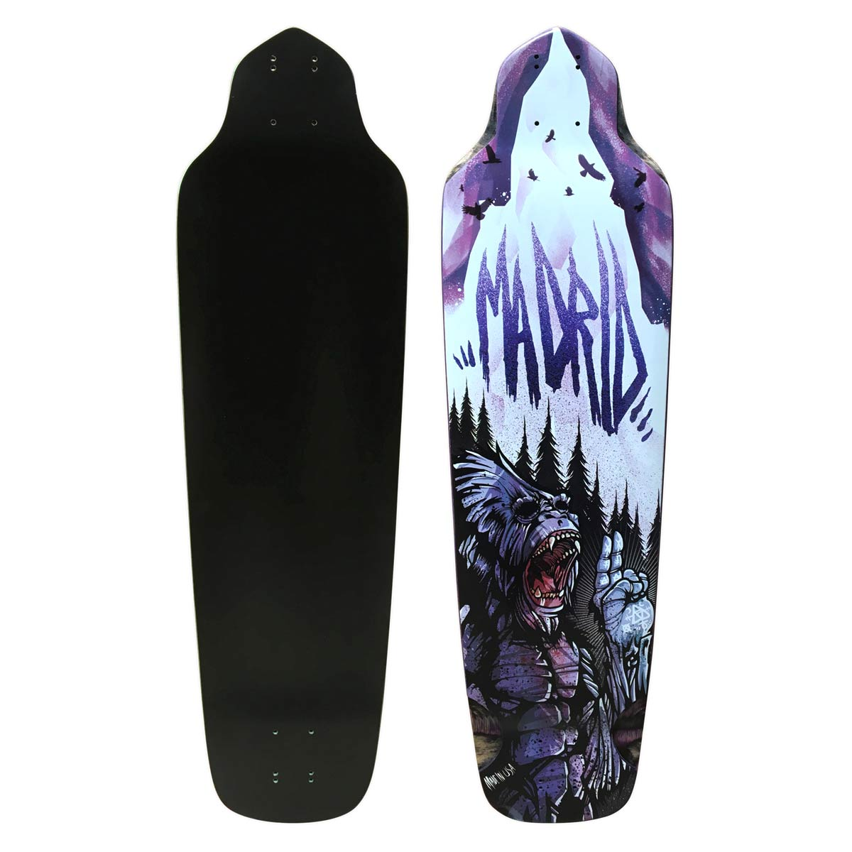 Buy Madrid Bigfoot Deck Canada Online Sales Vancouver Pickup