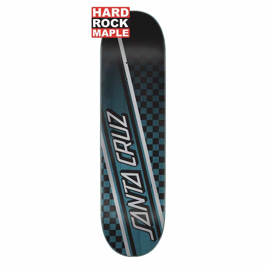 Buy Santa Cruz Dot Checkstrip Hard Rock Maple Deck Canada Online Sales Vancouver Pickup
