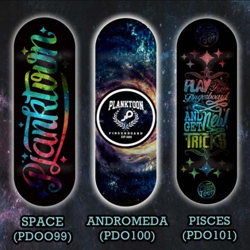 Buy Planktoon Galaxy Series Fingerboards Canada Online Sales Vancouver Pickup