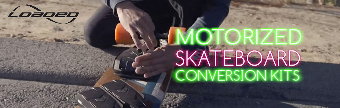 Loaded Electric Skateboards Canada Online Sales Vancouver