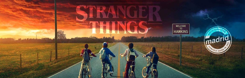 Stranger Things Netflix Madrid Skateboards Canada Online Sales Pickup Vancouver