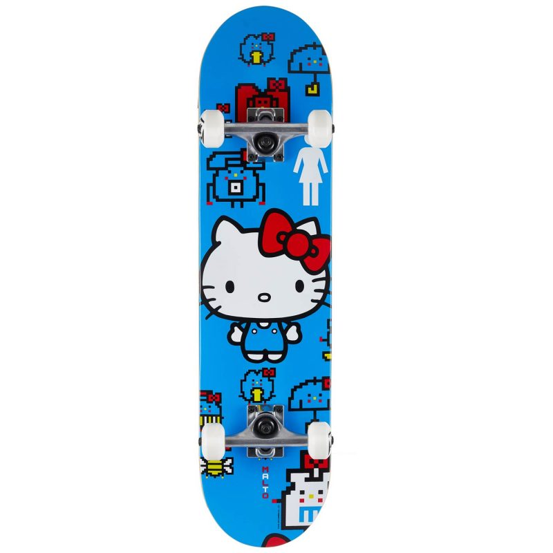 Hello Kitty Girl Skateboards Malto Complete Canada Online Sales Pickup Vancouver