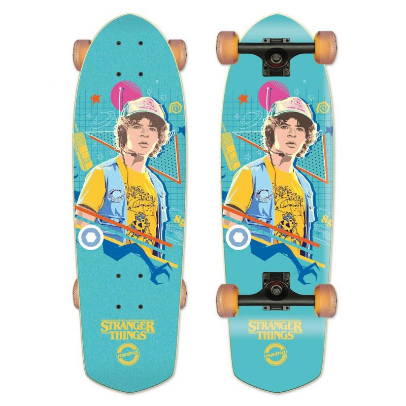Buy Madrid X Stranger Things 3 - Dustin Cruiser Complete Canada Online Sales Vancouver Pickup