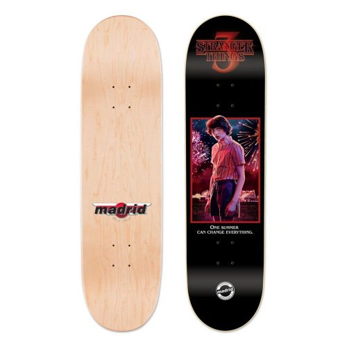 Madrid Stranger Things Mike Wheeler Feature Deck Canada Sales Online Pickup Vancouver