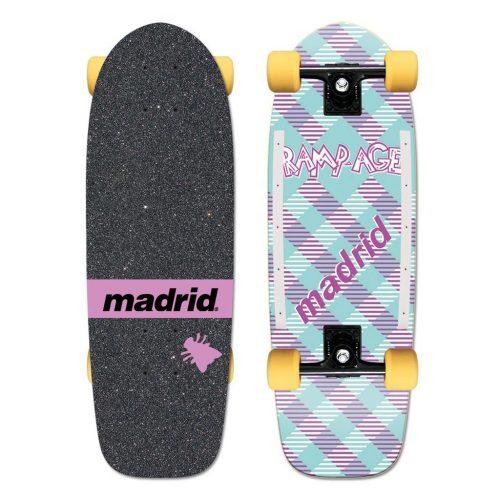Madrid Rampage Stranger Things Netflix Madrid Skateboards Canada Online Sales Pickup Vancouver