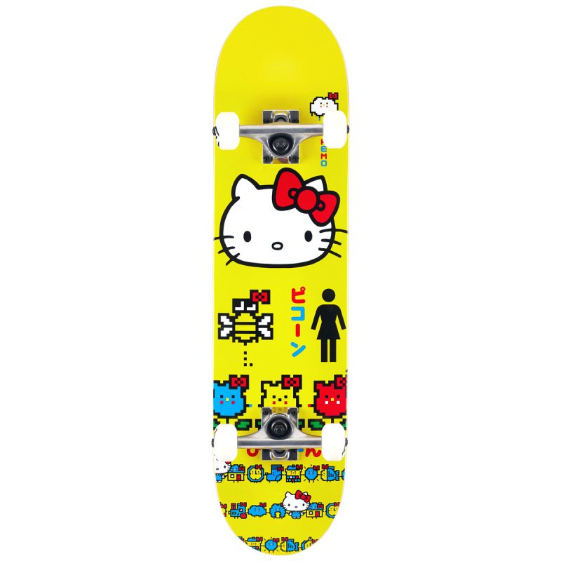 Girl Skateboards Mike Mo Capaldi Hello Kitty Deck Canada Online Sales Pickup Vancouver