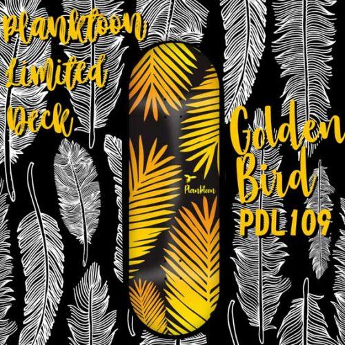 Buy Planktoon Golden Bird Fingerboard Canada Online Sales Vancouver Pickup