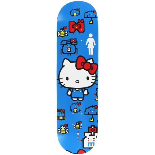 Girl Skateboards Hello Kitty Deck Canada Online Sales Pickup Vancouver
