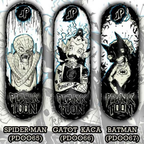 Buy Planktoon Hero Edition Series Fingerboards Canada Online Sales Vancouver Pickup