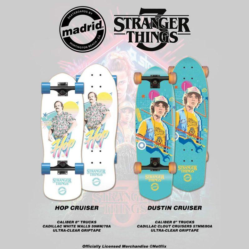 Netflix Stranger Things Hop Cruiser Canada Online Sales Pickup Vancouver