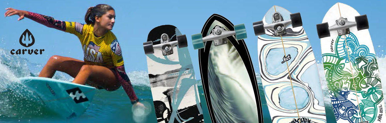 Carver Surfskate Skateboards 2021 Canada Online Sales Vancouver Pickup