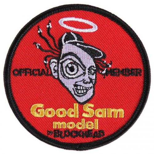 Good Sam Embroidered Patch 3X3 Canada Online Sales Pickup Vancouver